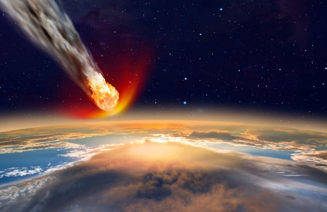 An Asteroid Farther From The Sun Will Bring Civilization to The Asteroid's 'flesh'