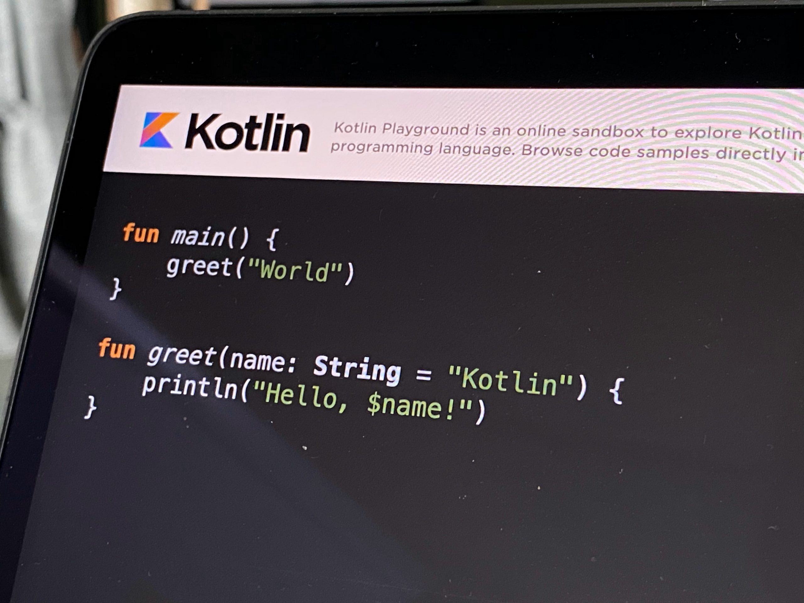 Introduction to Kotlin: A Powerful Programming Language